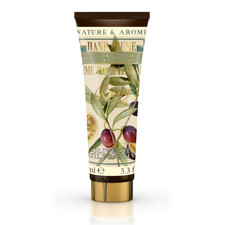 Rudy Profumi Apothecary Olive oil Hand Cream 100 ml