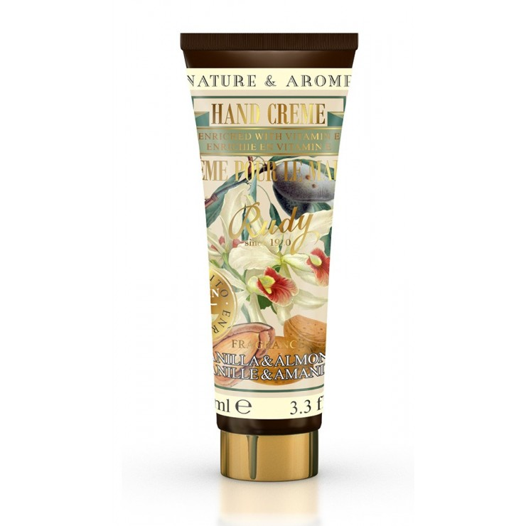 Rudy Profumi Apothecary Vanilla and almond Hand Cream 100 ml