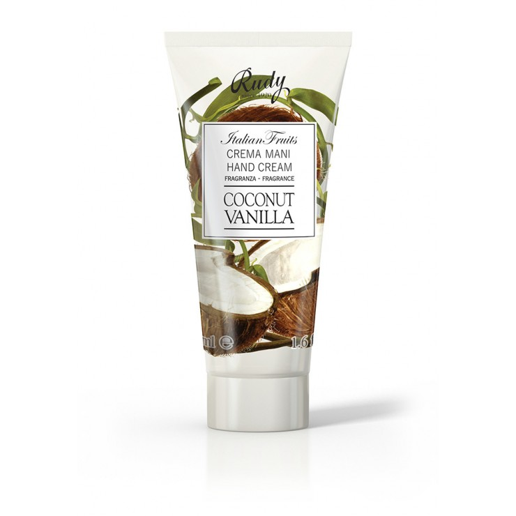 Rudy Profumi Hand Cream Fruits Coconut and Vanilla 100 ml