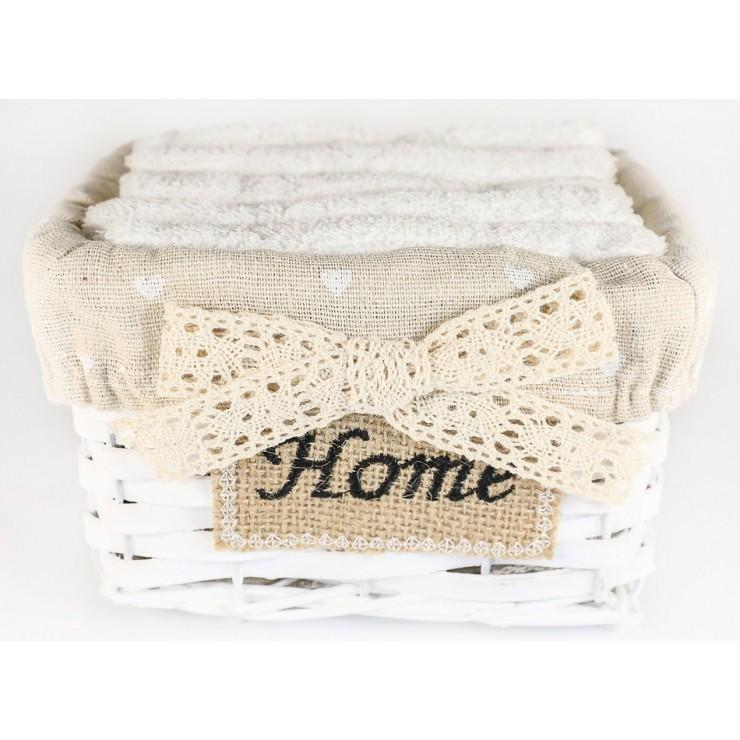 Gift set of 5 pcs towels Fiocco