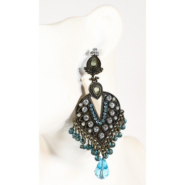 Ladies earrings 459 Corani