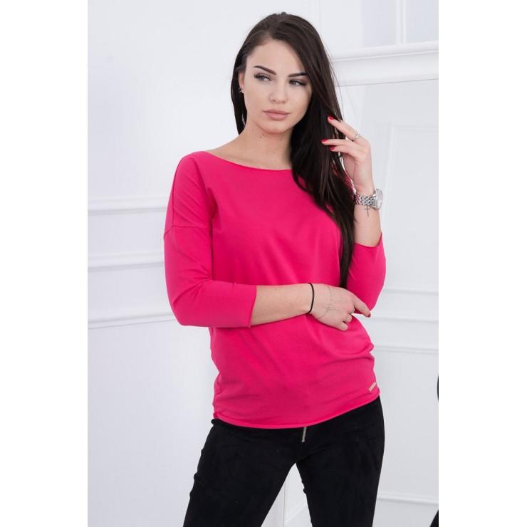 T-shirt CASUAL MI8834 raspberry