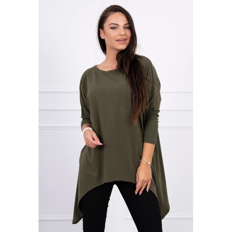 Extended tunic MI8875 green