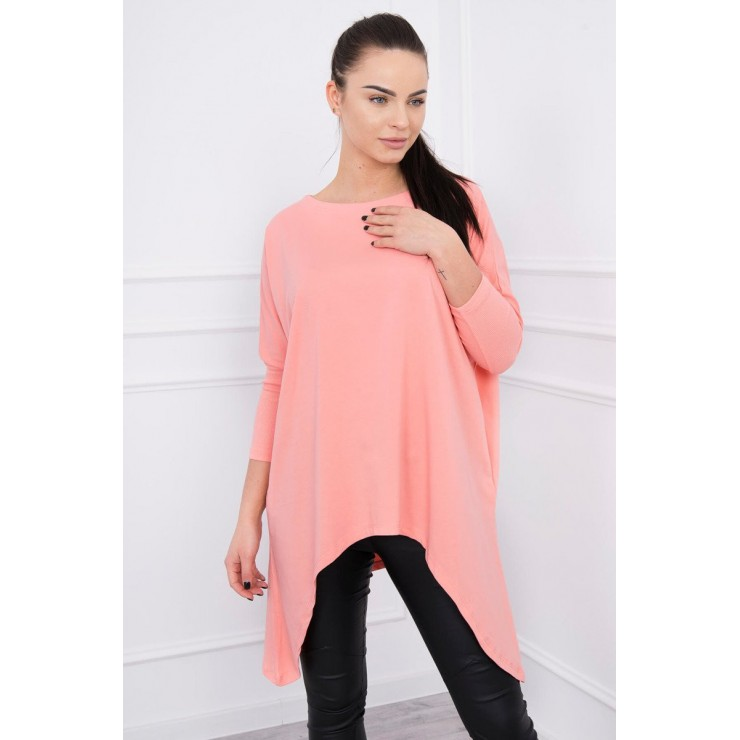 Extended tunic MI8875 apricot