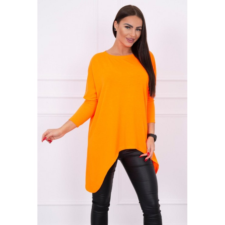 Extended tunic MI8875 orange neon