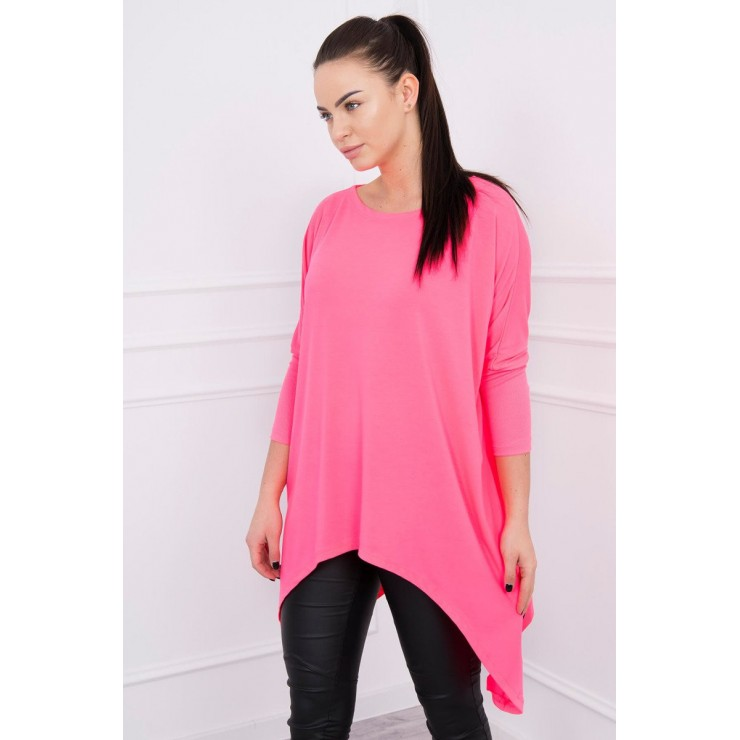 Extended tunic MI8875 pink