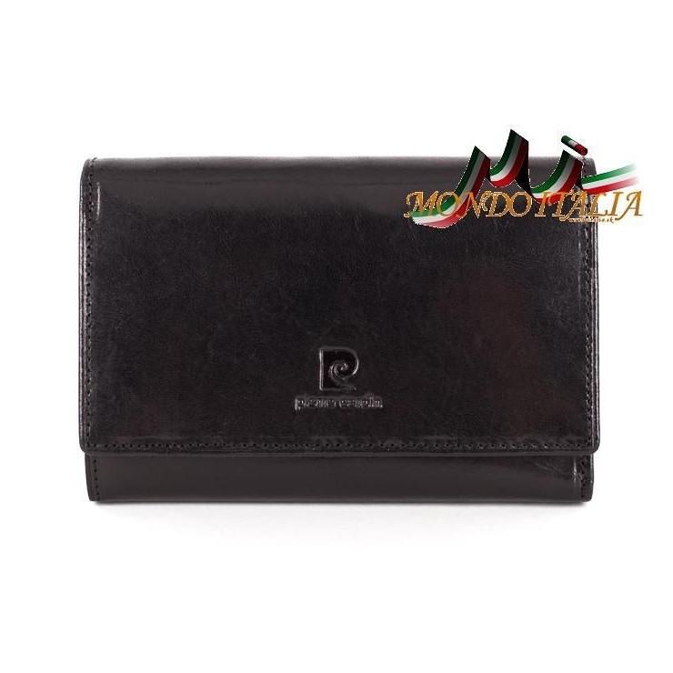 Dámska kožená peňaženka P076 PSP02 PIERRE CARDIN