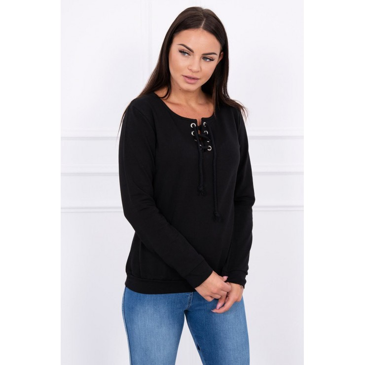 Sweatshirt MI8793B black