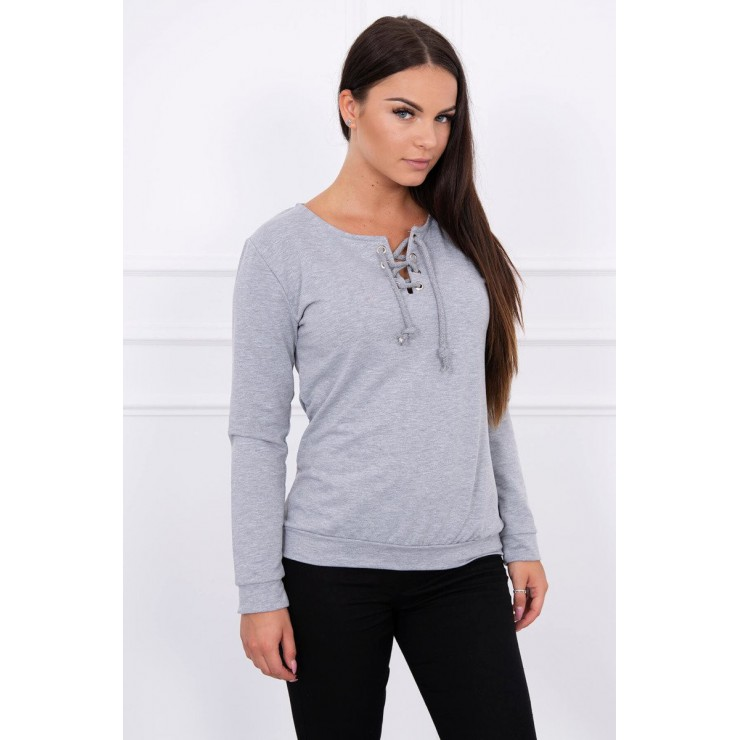 Sweatshirt MI8793B gray