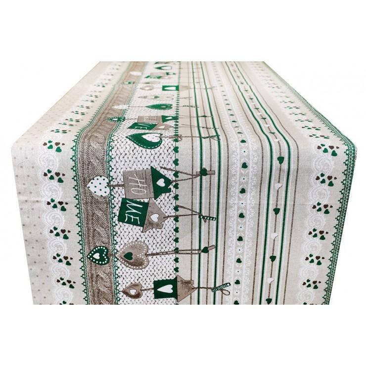 Běhoun na stůl Home MIG303 Made in Italy