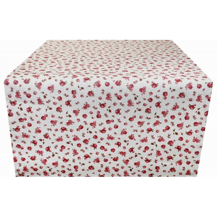 Behúň na stôl ruže fuchsia Made in Italy