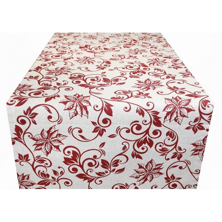 Vianočný behúň na stôl MIG303C Made in Italy