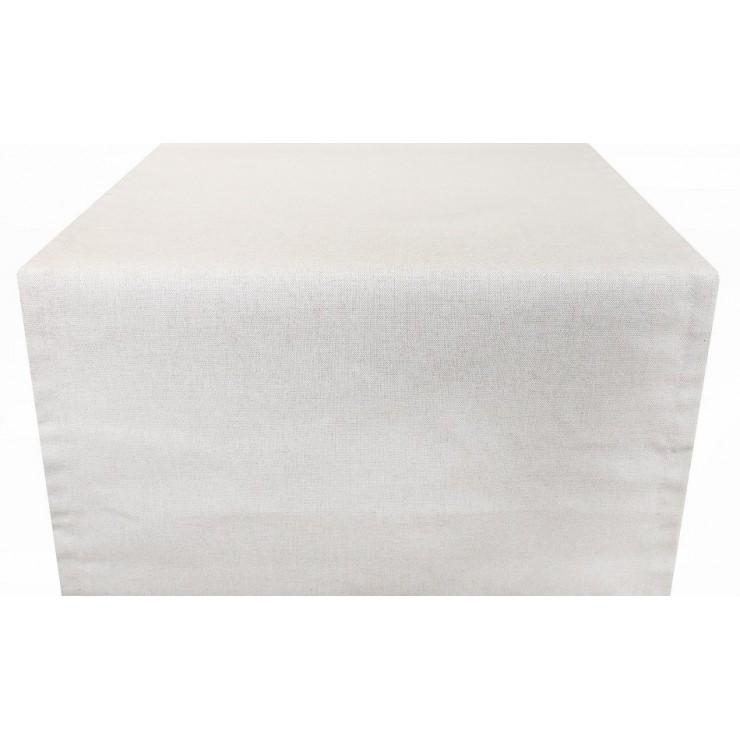 Behúň na stôl béžový Made in Italy