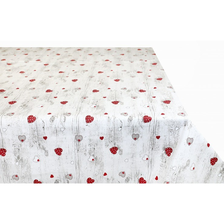 Cotton tablecloth 759V Made in Italy