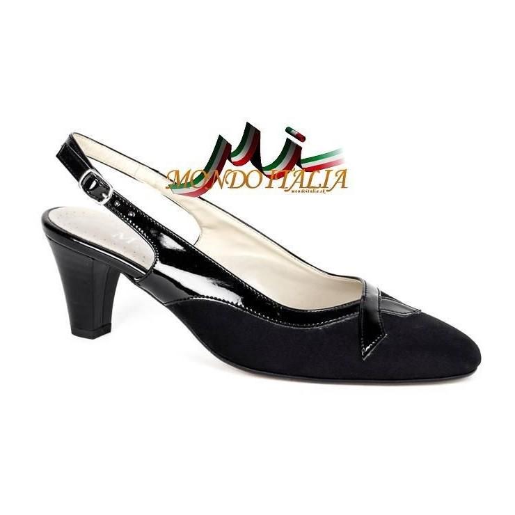 Women's heel pumps 652