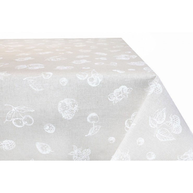 Cotton tablecloth 759OV Made in Italy