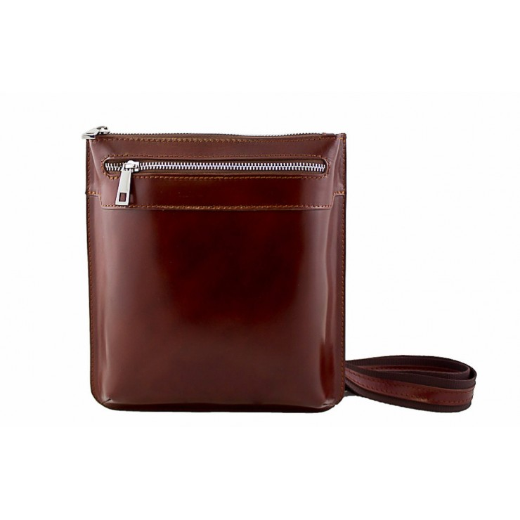 Leather Strap bag 6 brown