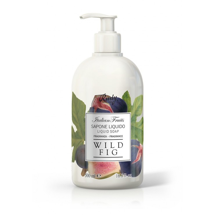 Rudy Profumi Liquid soap Fruits Wild fig 500 ml