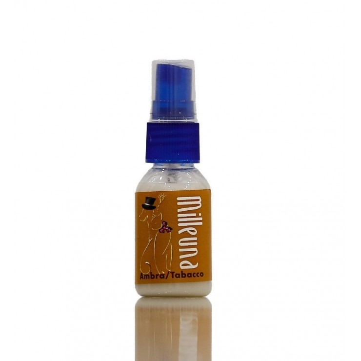 Bytový naturální sprej Vaquer TABACCO AMBRA 20 ml