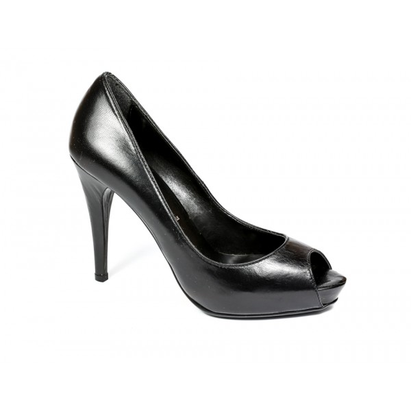 Woman high heels 185 black Barbara Renzi