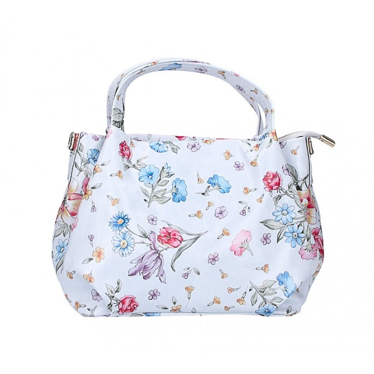 Dámska kabelka 784 s kvetmi