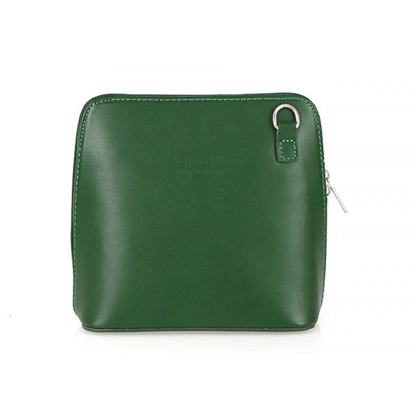 Dámska kabelka 921 zelená Zelená