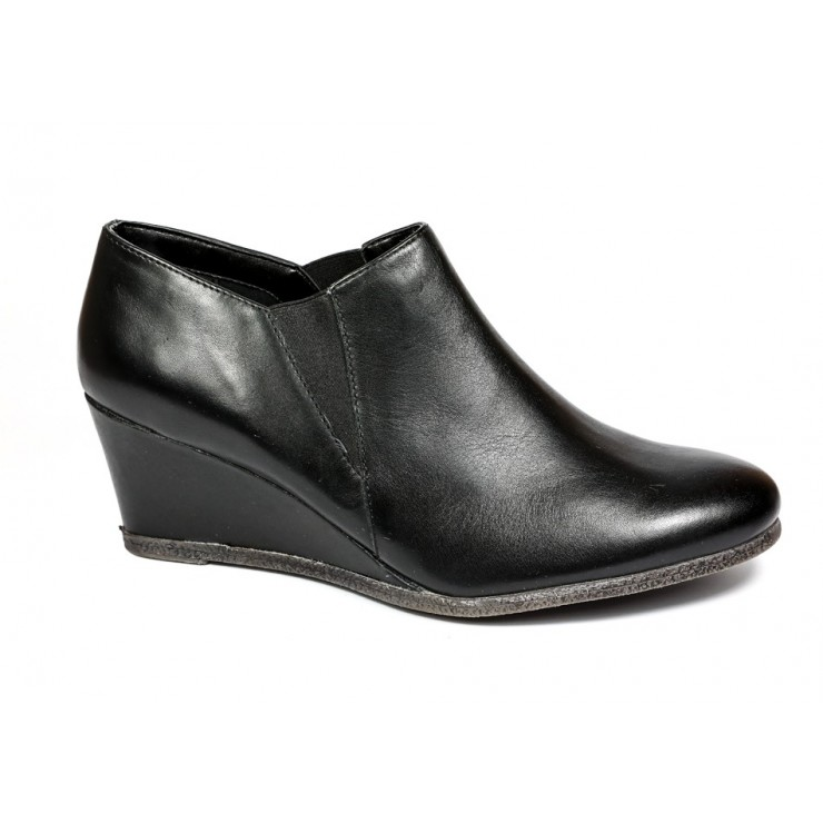 Leather woman shoes 1007 The Flexx