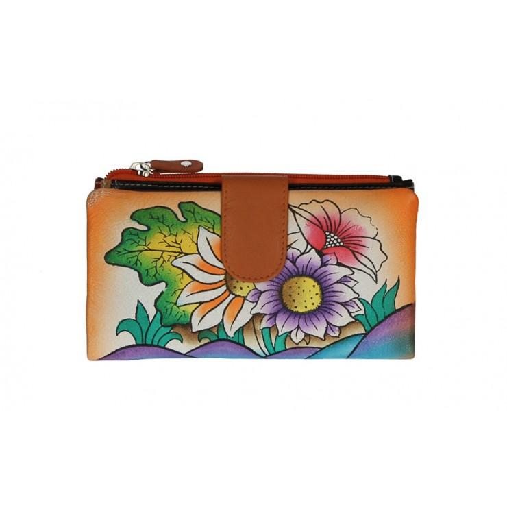 Dámska kožená peňaženka 272