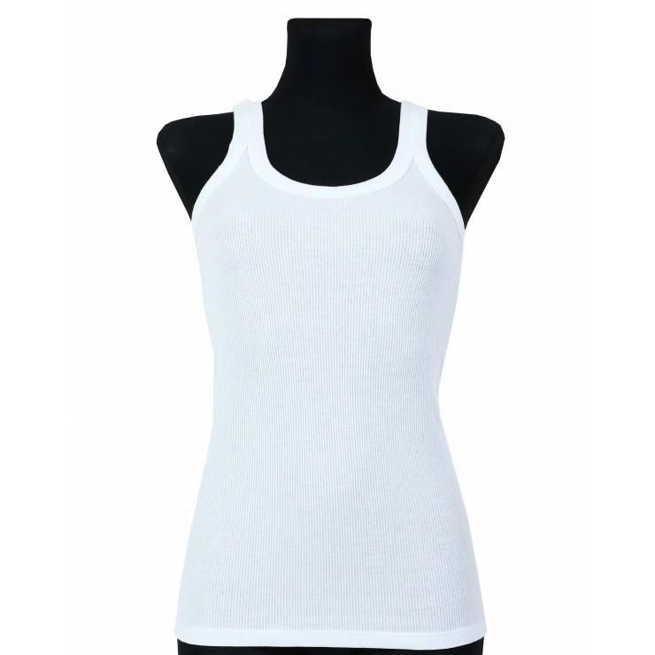 Dámske tričko 964 biele Solo Soprani