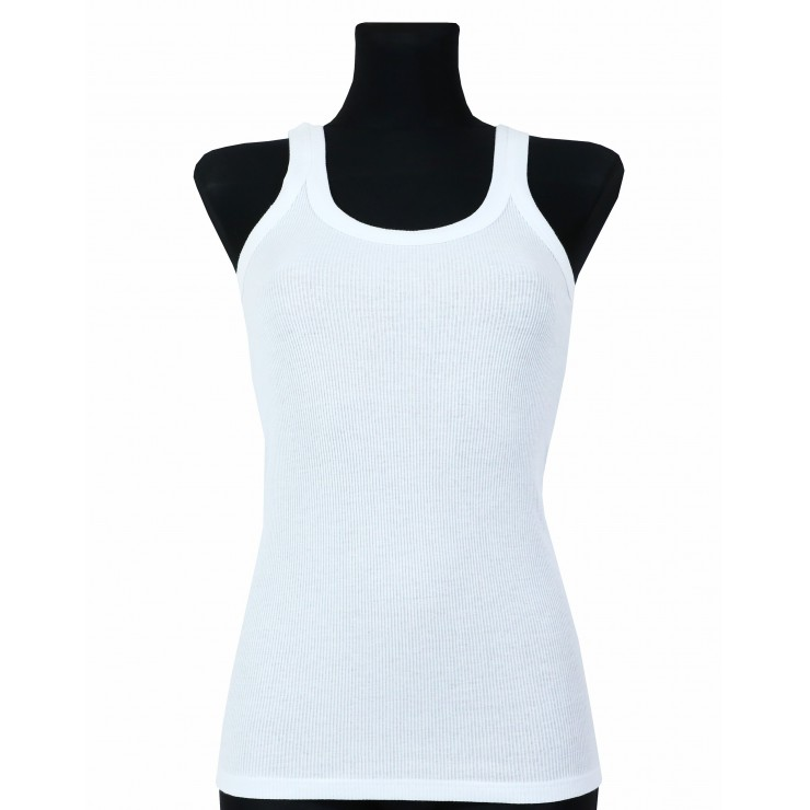 Women T-shirt 964 white Solo Soprani