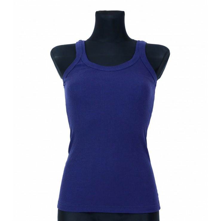 Dámske tričko 964 modré Solo Soprani