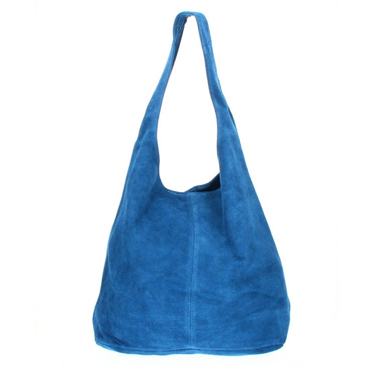 Suede Leather Maxi Bag  804A jeans