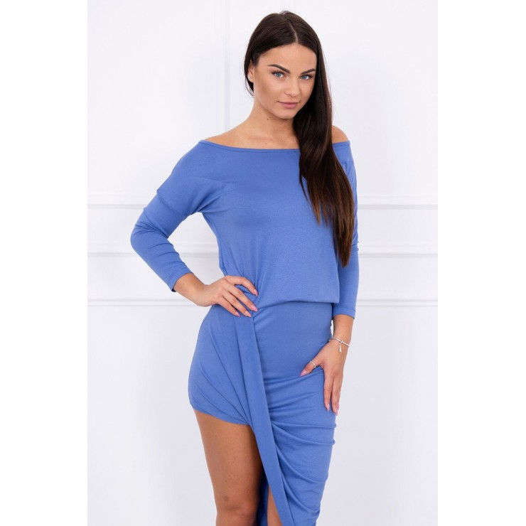 Women's asymmetrical dress MI8923 jeans