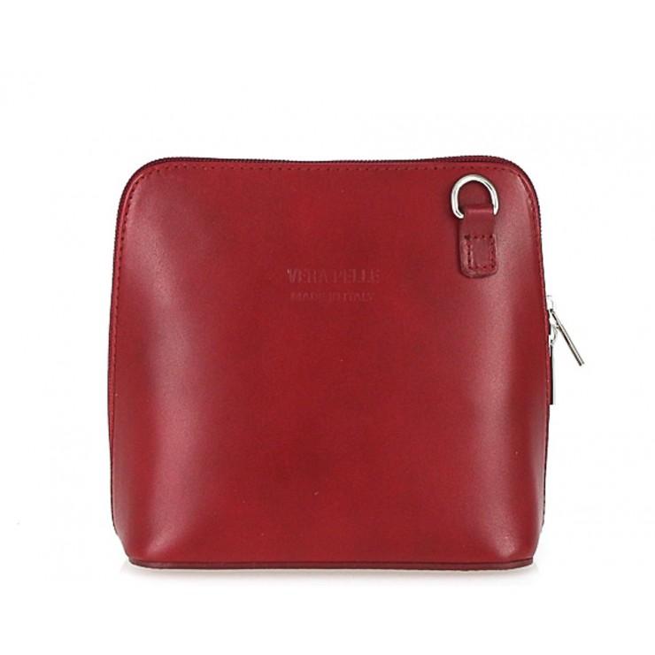 Dámska kabelka 921 červená