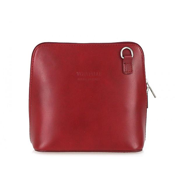 42fff36169 Dámska kabelka 921 červená - MONDO ITALIA s.r.o.