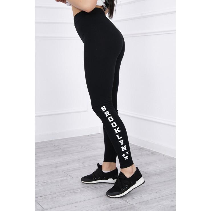 Woman leggings Brooklyn MI8882 black