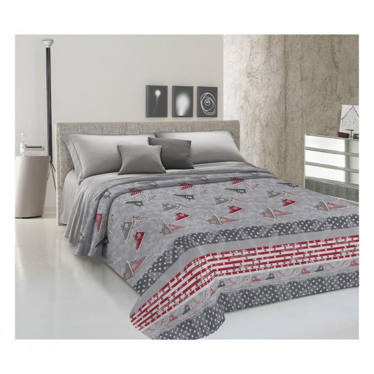 Bedcover Piquet Sneakers gray