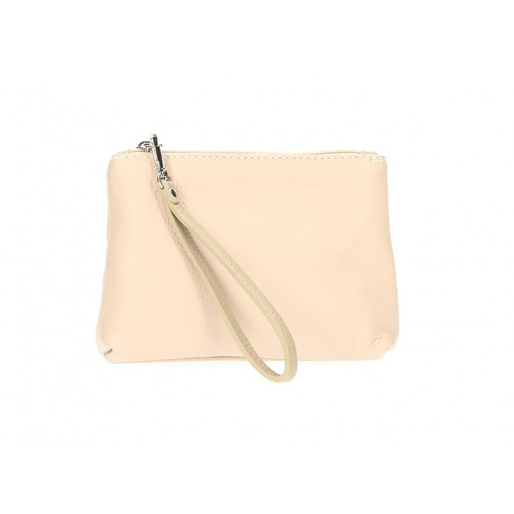 Leather Pouch 285 powder Made in Italy