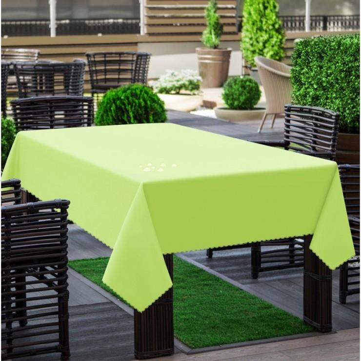Garden tablecloth 290 pistachio