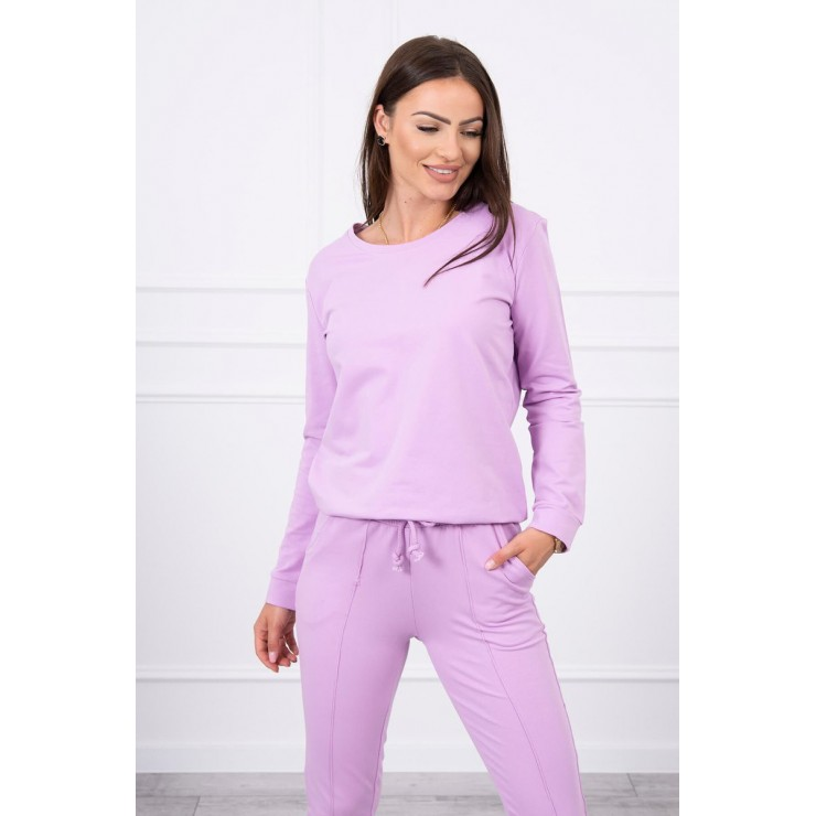 Women's sport set MI9090 purple