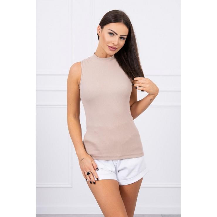 Women's T-shirt MI8988 beige