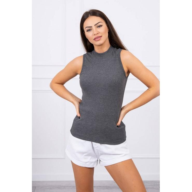 Women's T-shirt MI8988 graphite