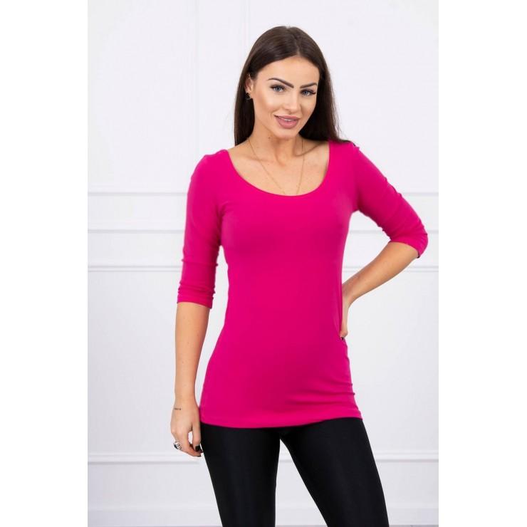 Women T-shirt MI8832 fuxia
