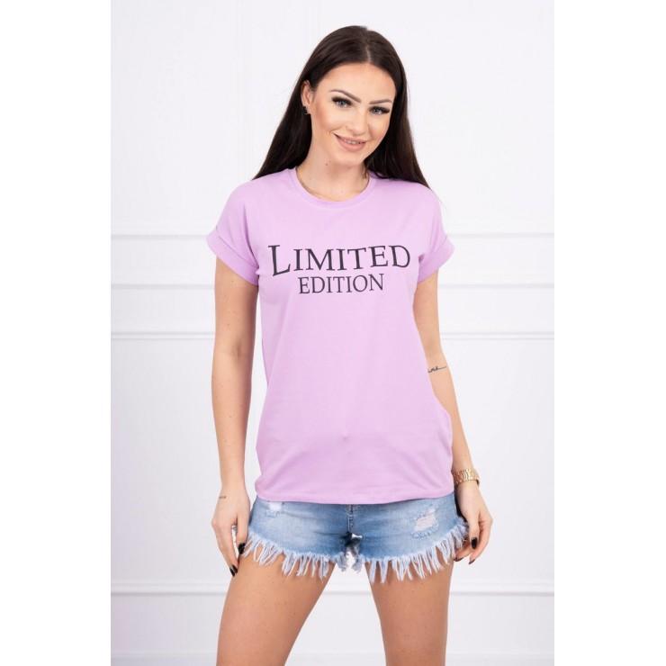 Dámske tričko LIMITED EDITION fialové MI65296