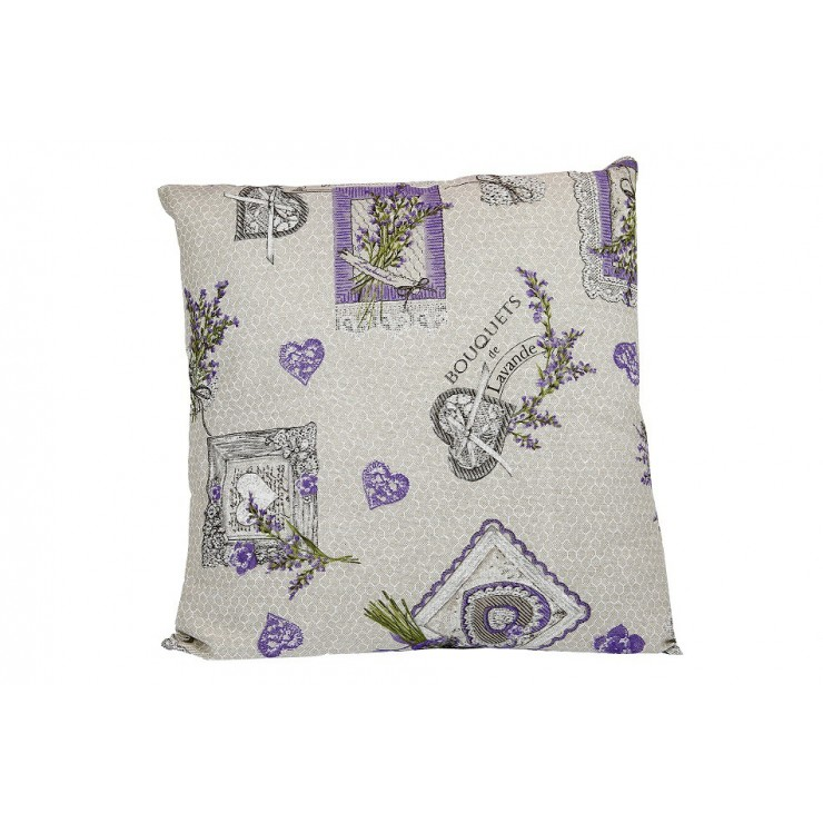 Pillowcase 40x40 cm lavender