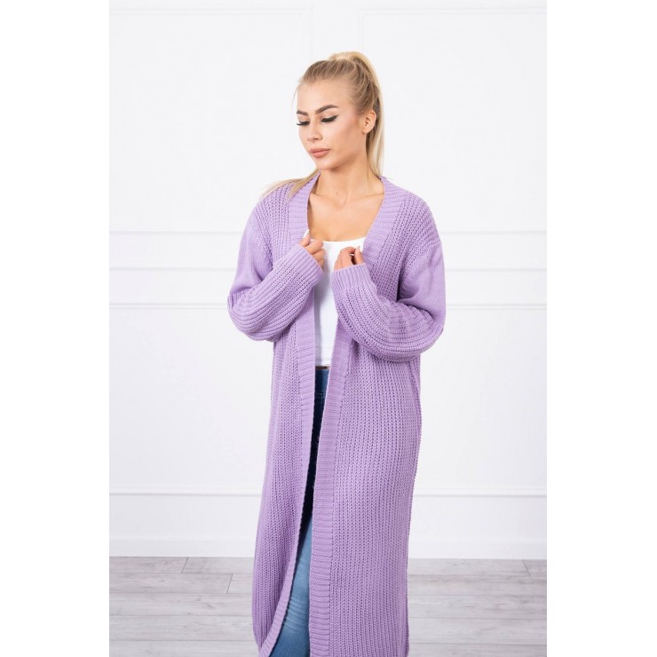 Long sweater MI2019-2 light purple