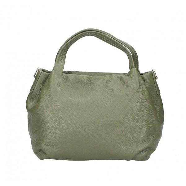 Dámska kabelka 784 vojenská zelená Zelená