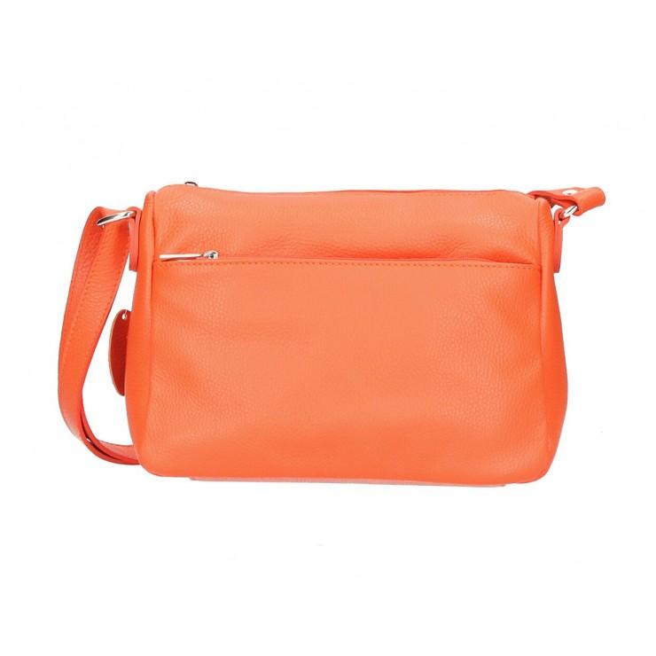 Genuine shoulder bag 598 papaya