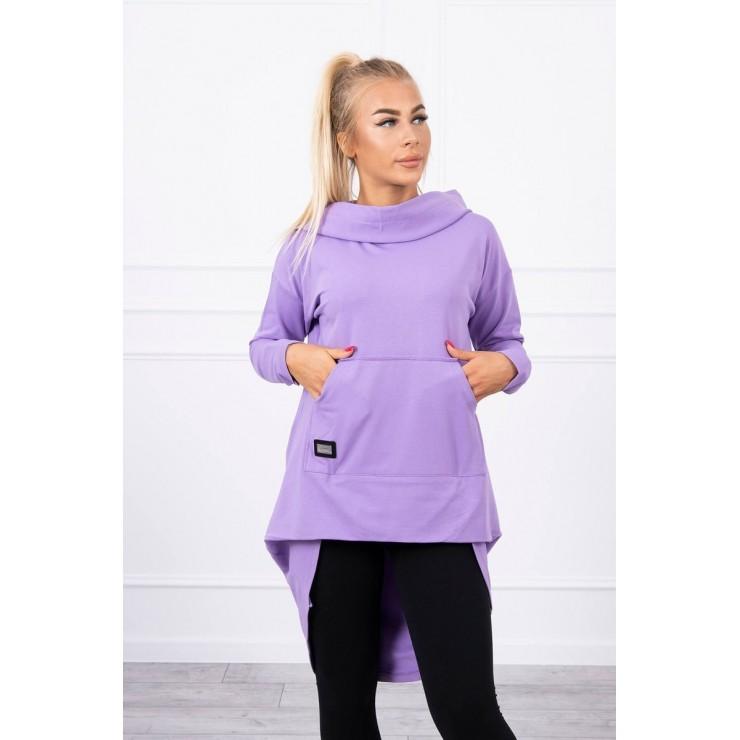 Women's  tunic MI9116 purple