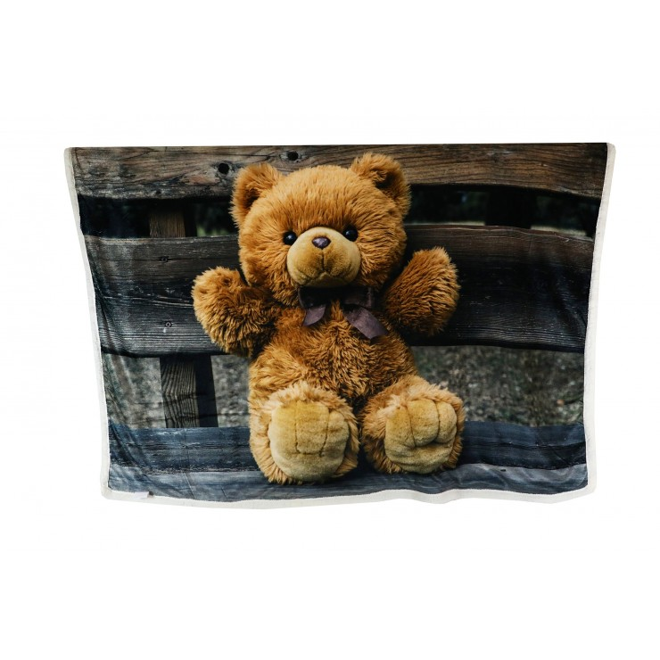 Zateplená deka 130x160 cm BADDY